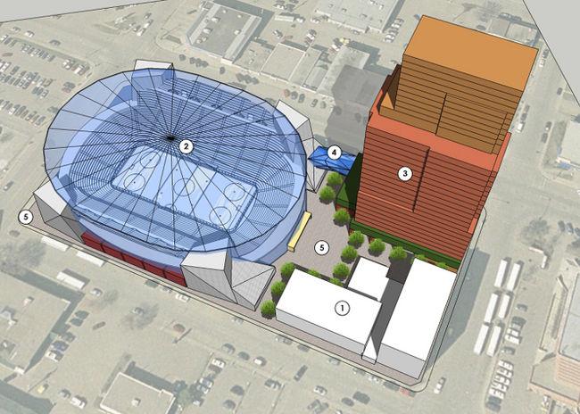 YMM DT Arena
