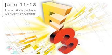 E3 logo 2013 dates