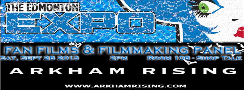 Arkham Rising Banner 2